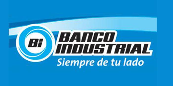 en banco industrial buscamos talento como el tuyo